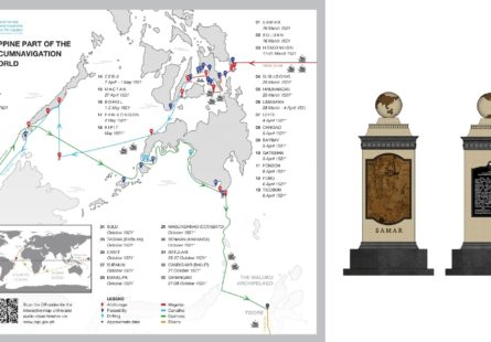 Marking of the Thirty-four Sites of the Philippine Route of the Magellan-Elcano expedition