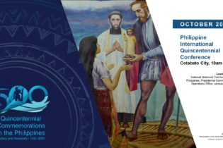 October 20-22, 2021: Philippine International Quincentennial Conference