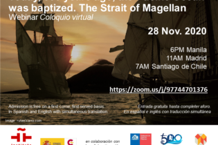 500 Years of Crossing the Pacific Lecture on November 28