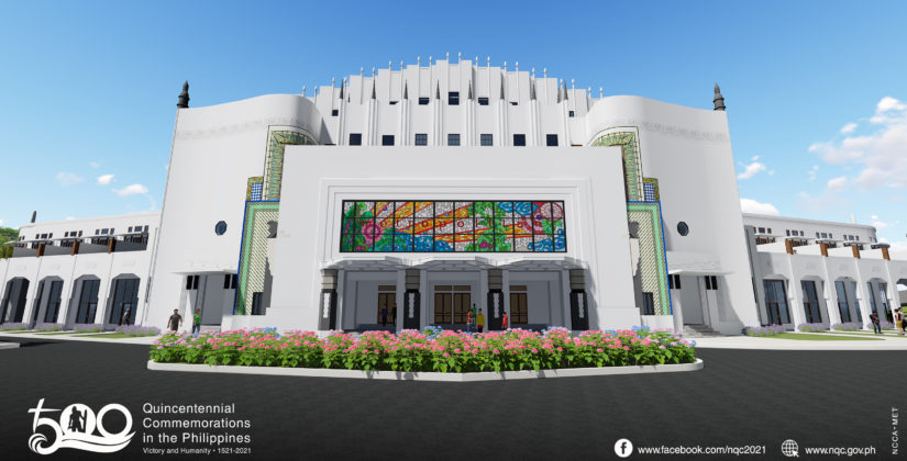 Metropolitan Theater to Open for the Quincentennial of Mactan