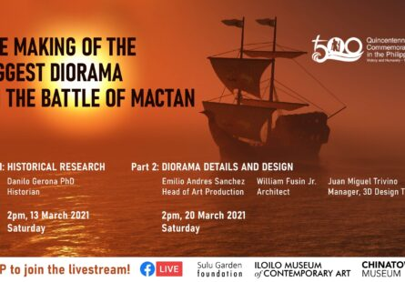 The Making of the Biggest Diorama on the Battle of Mactan Part I: Historical Research