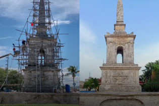NHCP Completes Magellan Monument Conservation
