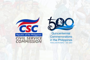 CSC Enjoins Govt Offices to Participate in the Quincentennial