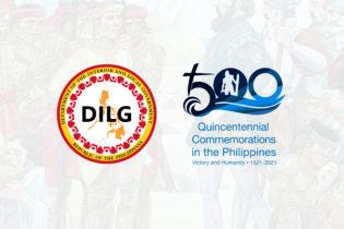 DILG Enjoins LGUs for the Quincentennial
