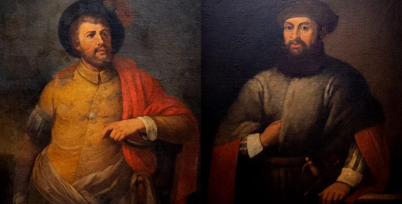 National Museum Displays Rare Magellan, Elcano Portraits