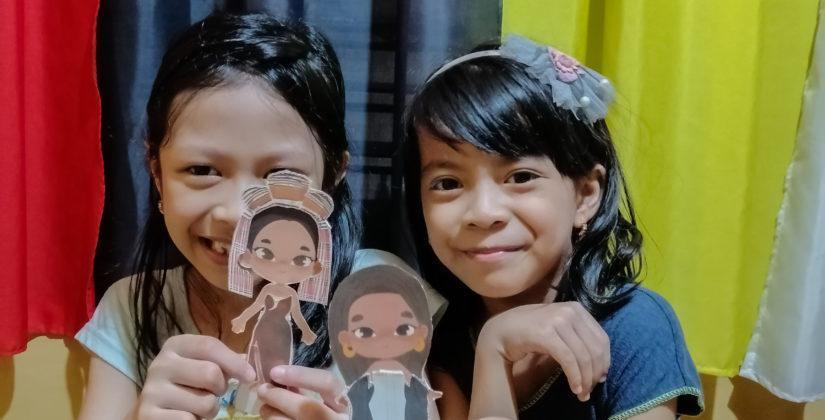 Celebrating History Through Paper Crafts