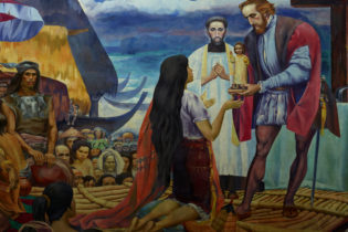 Exhibit, Cultural Treasure Declaration Slated this Christianity at 500