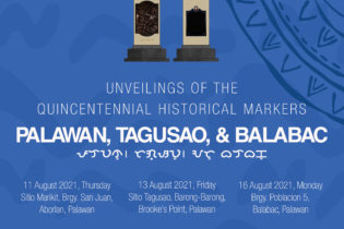 Palawan Unveilings Move to August