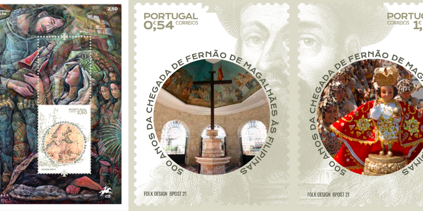 Portugal Dedicates a Stamp for the PH