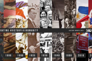 History Month 2021 Celebrates Quincentennial Values